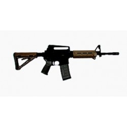 DAYTONA GUN - HPA KIT - G&P WA WOC GBB M4