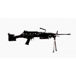 DAYTONA GUN - HPA KIT - M249
