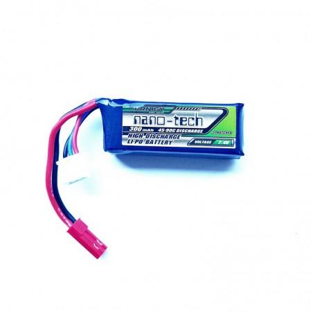 Bateria LiPo 7,4v 300 mAh