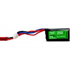 Valken Bateria LiPo 7,4v 250 mAh