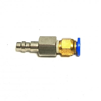 6mm push connector - US (foster)