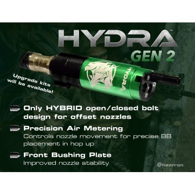 HYDRA gen2 UPGRADE KIT - wolverine airsoft