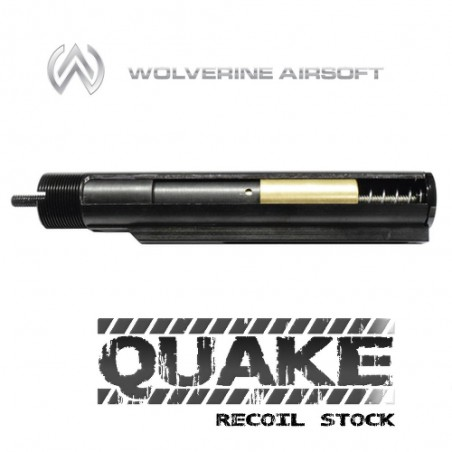 Wolverine Quake Recoil HPA Stock
