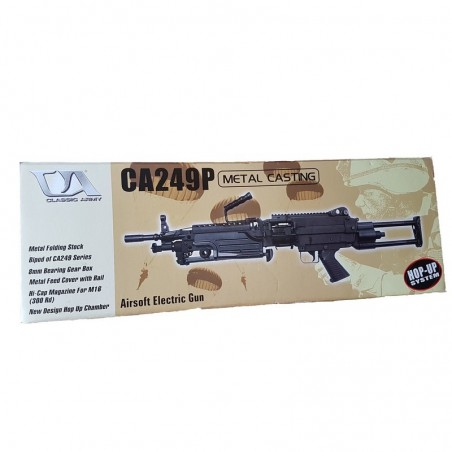 Replika M249 PARA - CLASSIC ARMY - CA249P