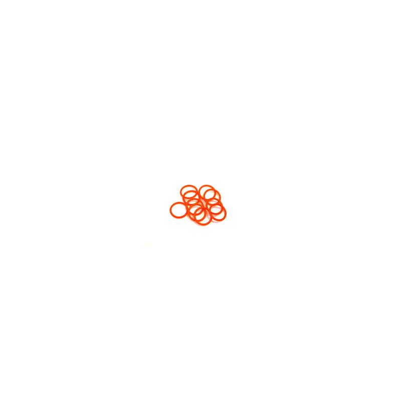 O-RING CO2 / HP – 10 SZT. CZERWONY